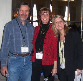 BlogPaws_Founders, Tom Collins, Yvonne 