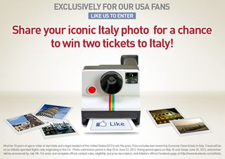 Alitalia-Photo-Contest