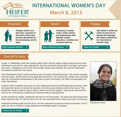 International-womens-day-2013