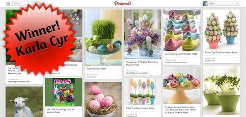 Paas-Pinterest Winner