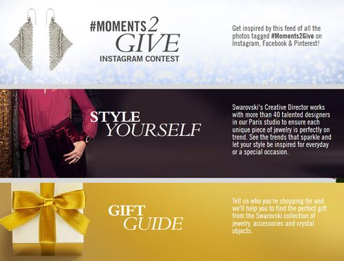 Swarovski-Holiday-Promotion