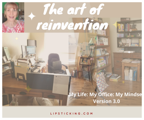 The art of reinvention