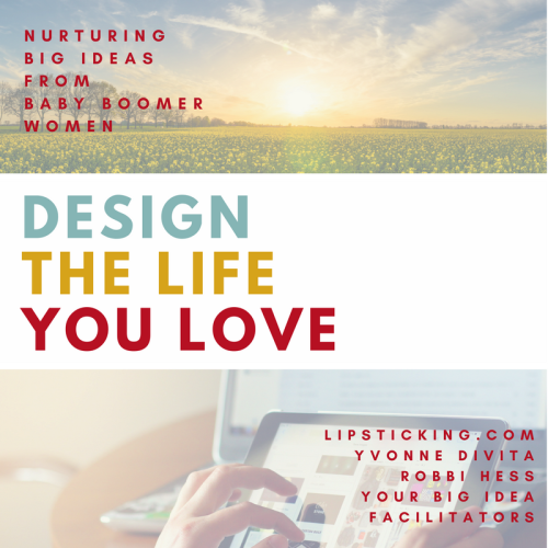 Design the life you love big idea facilitators (1)