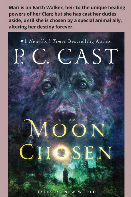 Moon Rising author P.C. Cast