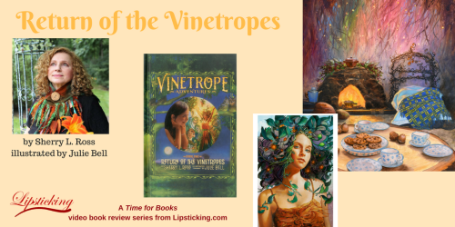 Return of the Vinetropes video book review series