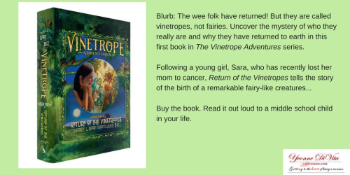 Return of the vinetropes blurb