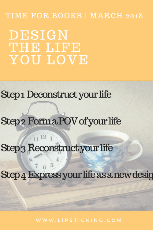Time for books design your life
