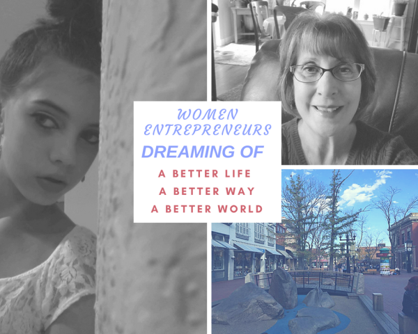 Women entrepreneurs dreaming of