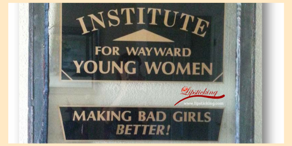Wayward young women sign