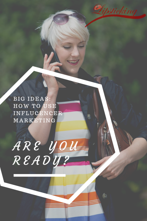 Influencer marketing are you ready