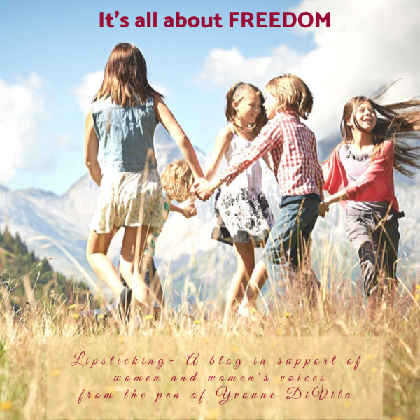 All about freedom and children