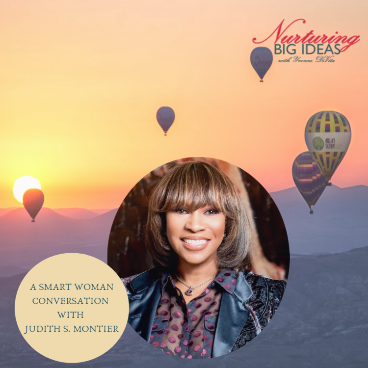 Smart woman  conversation with Judith S. Montier
