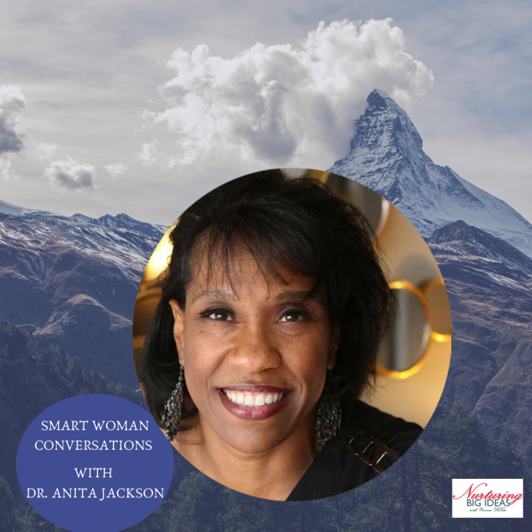 Smart woman conversations Dr Anita Jackson blog post
