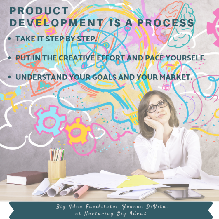 Your big idea product development