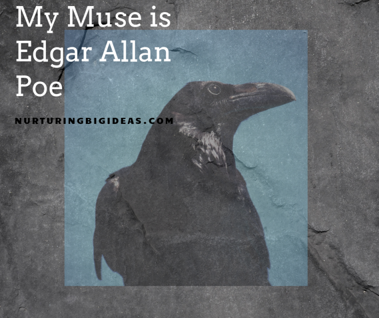 Muse is edgar allan poe