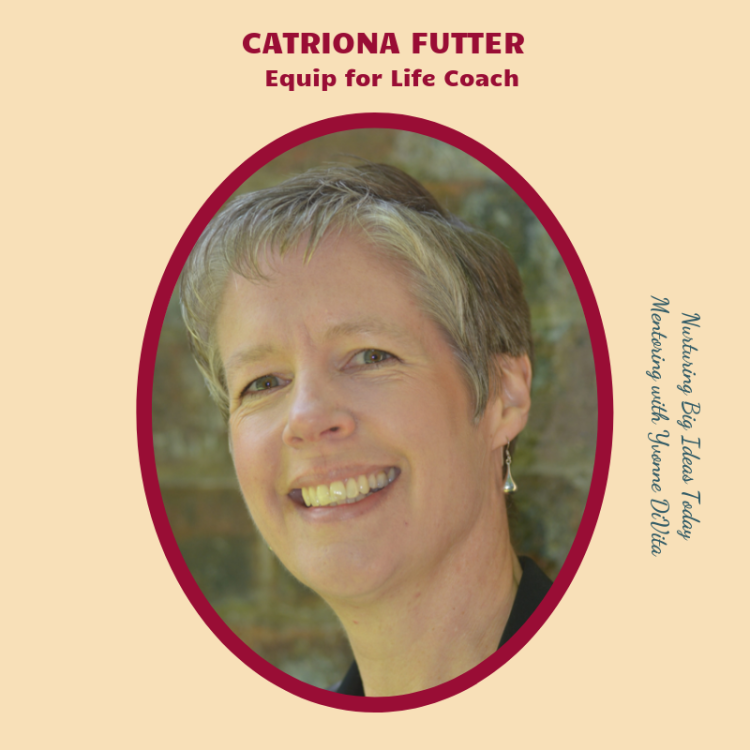 Catriona Futter equip for life coach