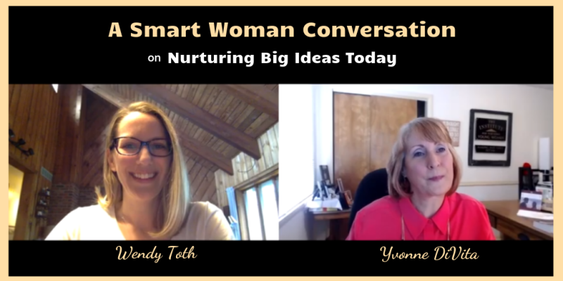 A smart woman conversation Wendy Toth