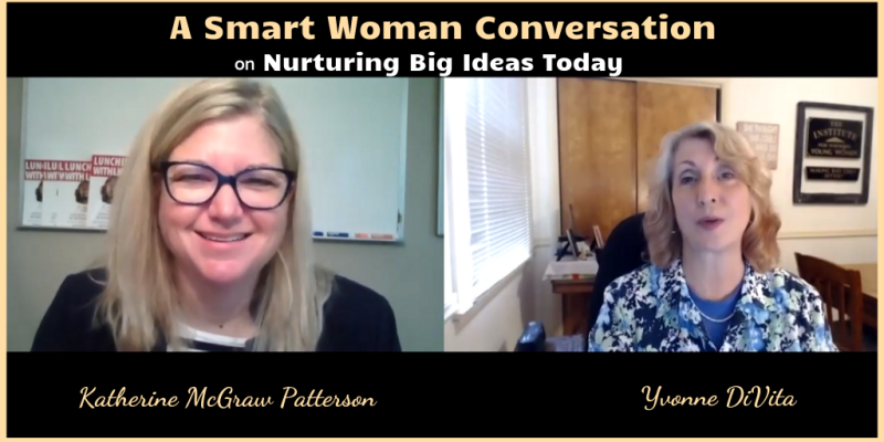 A smart woman conversation with Katherine Patterson