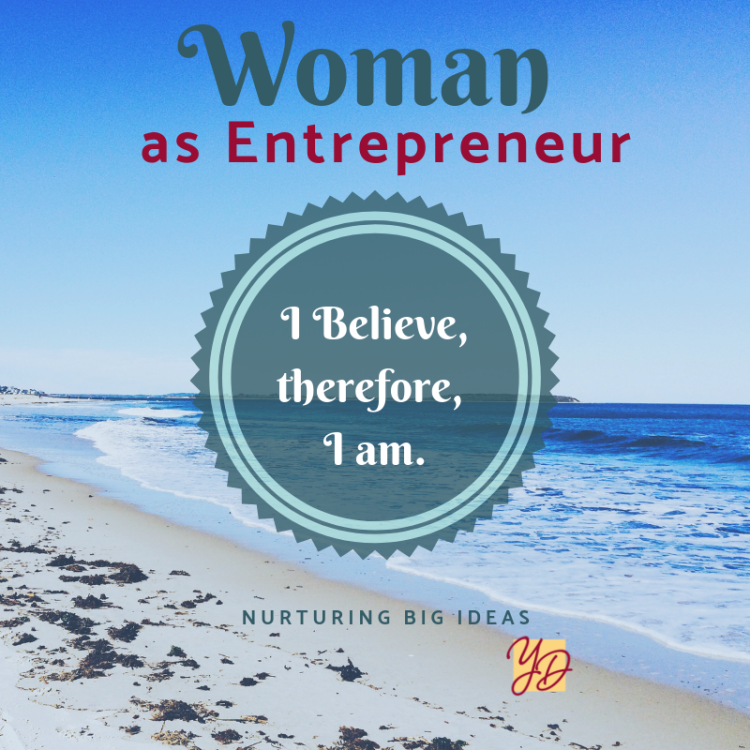 Woman as entrepreneur