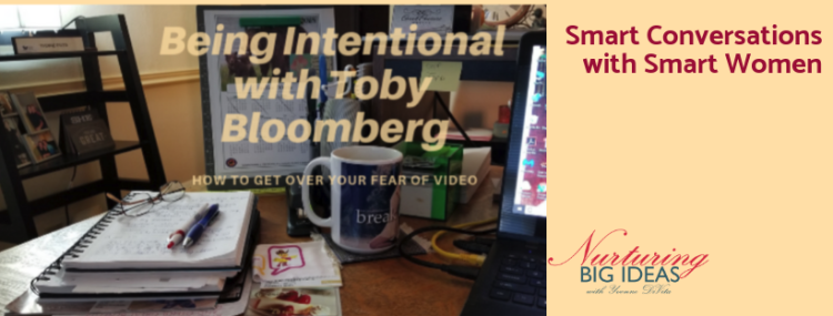 Being intentional with Toby Smart Conversations