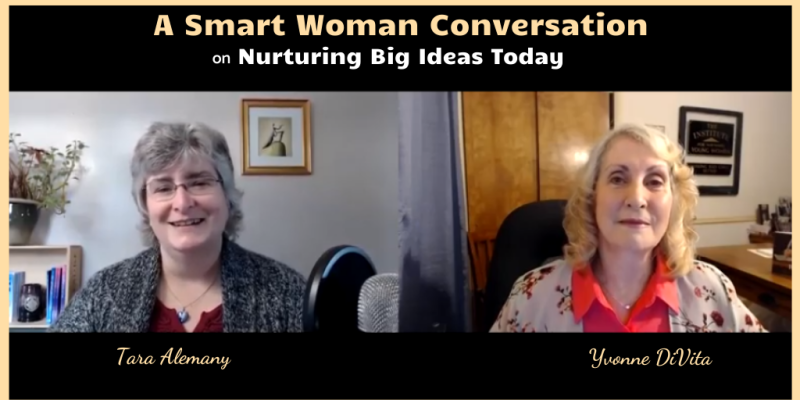 A smart woman conversation with Tara Alemany