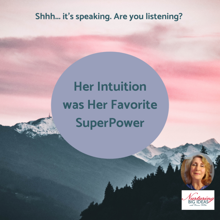 Intuition super power