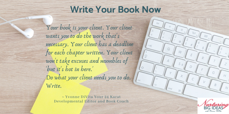 Book is your client