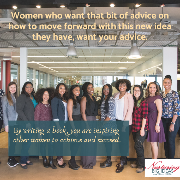 Women want your advice