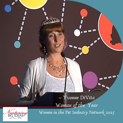 Yvonne DiVita Woman of the Year 2015