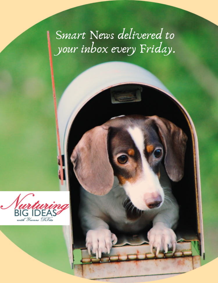 Delivered to your inbox every Friday