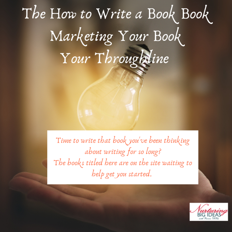 Writing your book this year