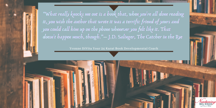 JD Salinger Quote