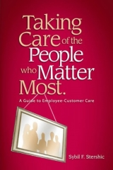 Taking Care Book Cover