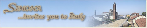 Simona Invites you to Italy blog header